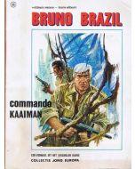 JONG EUROPA: 066: BRUNO BRAZIL: COMMANDO KAAIMAN (H)
