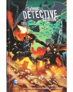 BATMAN DETECTIVE COMICS: 04: WRATH (HC)