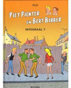 PIET PIENTER EN BERT BIBBER: INTEGRAAL: 07