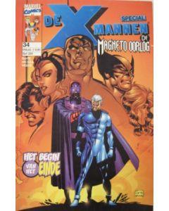 X-MANNEN SPECIAL: 34