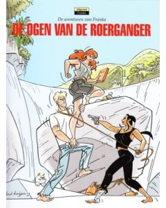 FRANKA: 15: OGEN VAN DE ROERGANGER (HC)