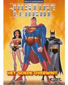 JUSTICE LEAGUE: GODE OVERWINT