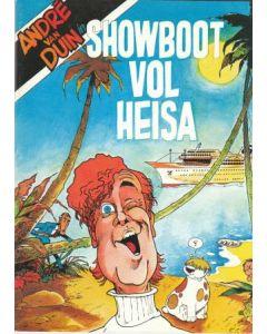 ANDRE VAN DUIN: 01: SHOWBOOT VOL HEISA