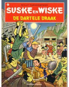 SUSKE EN WISKE: 301: DE DARTELE DRAAK