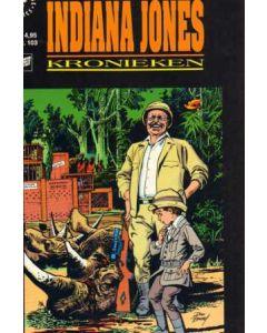 JONGE INDIANA JONES: 02: KRONIEKEN