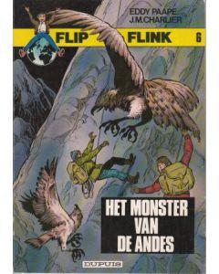 FLIP FLINK: 06: MONSTER VAN DE ANDES