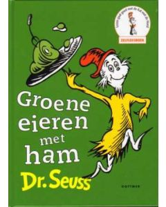 DR SEUSS: GROENE EIEREN MET HAM