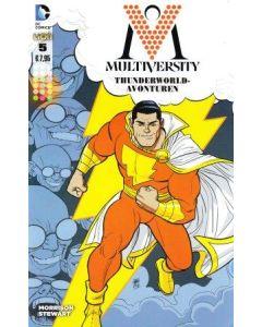 MULTIVERSITY: 05: THUNDERWORLDAVONTUREN