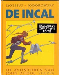INCAL: INTEGRAAL: DEEL 1-6 ZWART WIT (HC)
