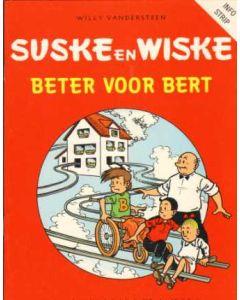 SUSKE EN WISKE: INFO STRIPS: BETER VOOR BERT
