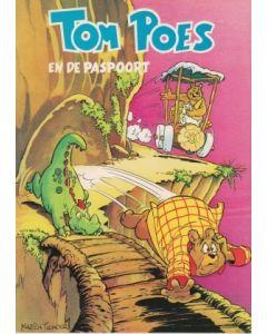 TOM POES: 10: EN DE PASPOORT