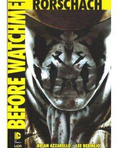 BEFORE WATCHMAN: RORSCHACH