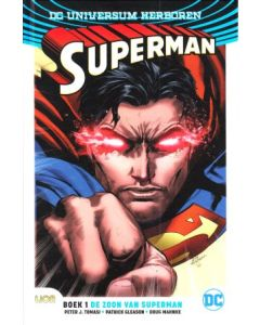 SUPERMAN: 01: ZOON VAN SUPERMAN (HC)