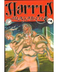 HARRY`S MAGAZINE: 01: HARRY REDT DE PLANEET