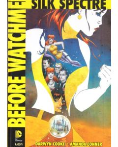 BEFORE WATCHMAN: SLIK SPECTRE