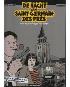 NESTOR BURMA: 05: NACHT VAN SAINT-GERMAIN DES PRES