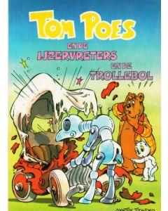 TOM POES: 25: EN DE IJZERVRETERS