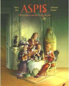 ASPIS: DETECTIVES VAN HET ONGEWONE: 07: HET MYSTERIE VAN DE KROMME MUMMIE (SC)
