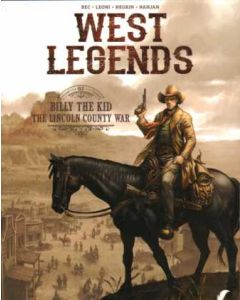WEST LEGENDS: 02: BILLY THE KID THE LINCOLN COUNTY WAR (SC)