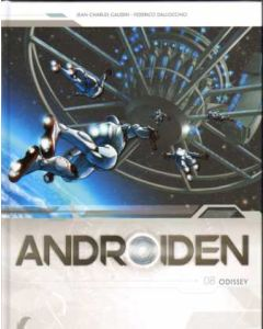 ANDROIDEN: 08: ODISSEY (HC)