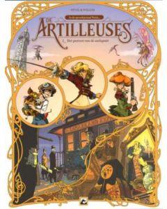 ARTILLEUSES: 02: HET PORTRET VAN DE ANTIQUAIR