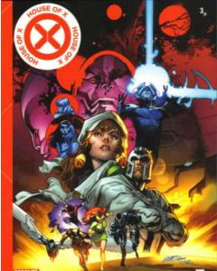 HOUSE OF X, POWERS OF X: 03