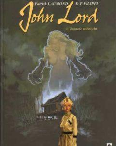 JOHN LORD: 02: DUISTERE ZOEKTOCHT (HC)