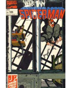 WEB SPIDER-MAN: 103