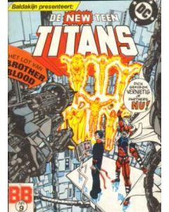 NEW TEEN TITANS: 09