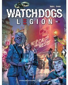 WATCHDOGS LEGION: 01: UNDERGROUND RESISTANCE