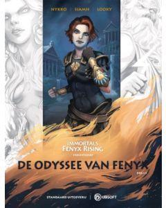 IMMORTALS FENYX RISING: 01: DE ODYSSEE VAN FENYX