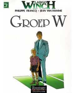 LARGO WINCH: 02: GROEP W