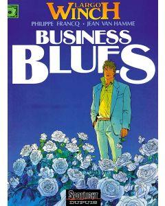 LARGO WINCH: 04: BUSINESS BLUES