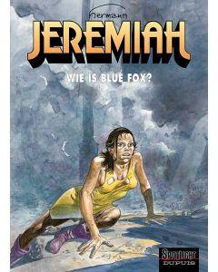JEREMIAH: 23: WIE IS BLUE FOX?