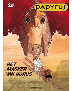 PAPYRUS: 26: HET MASKER VAN HORUS