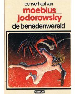 AUTEURSREEKS: 20: MOEDIUS JODOROWSKY: JOHN DIFOOL: DE BENEDENWERELD