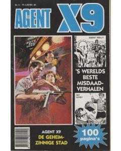 AGENT X9: 04
