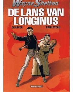 WAYNE SHELTON: 07: LANS VAN LONGINIUS