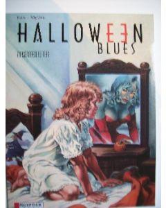 HALLOWEEN BLUES: 05: ZOEKGERAAKTE LETTERS
