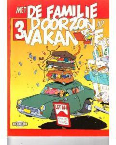 DOORZON: SP: OP VAKANTIE (1992)