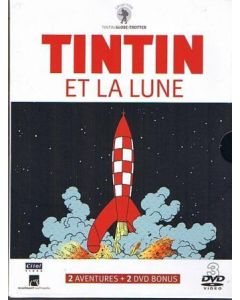 KUIFJE: SP: TINTIN ET LA LUNE (DVD)