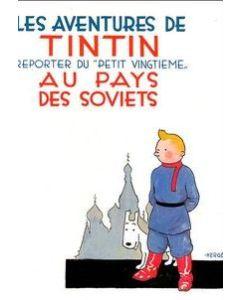 HERGE: TIN TIN: PAYS DES SOVIETS