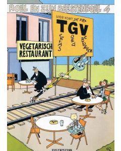 ROEL EN ZIJN BEESTENBOEL: 04: HIER KOM DE/NET TGV