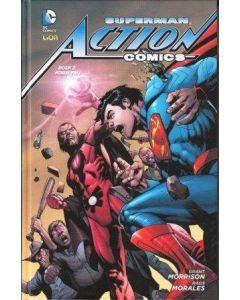 SUPERMAN ACTION COMICS: 02: KOGELVRIJ