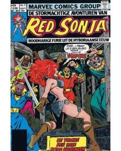 RED SONJA: 08