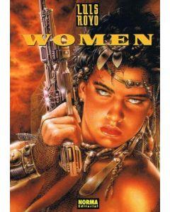 ROYO, LUIS: WOMAN