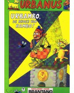 URBANUS: SP: URBAMBO DE BROER VAN RAMBO
