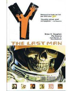 Y THE LAST MAN: 03: EEN KLEINE STAP