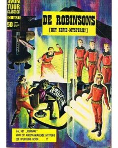 AVONTUUR CLASSICS: 1837: ROBINSONS