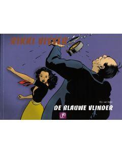 RIKKI VISSER: DE BLAUWE VLINDER